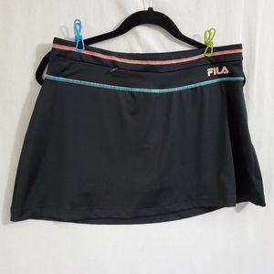 FILA Ladies Athletic  Skort Size M